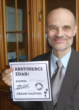 Abstinenci zdar! Long Live Abstinence!